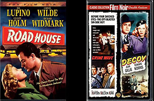 Road House, Crime Wave, Decoy